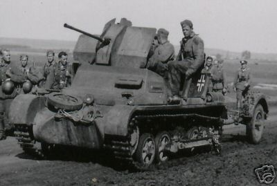 FlakpanzerI